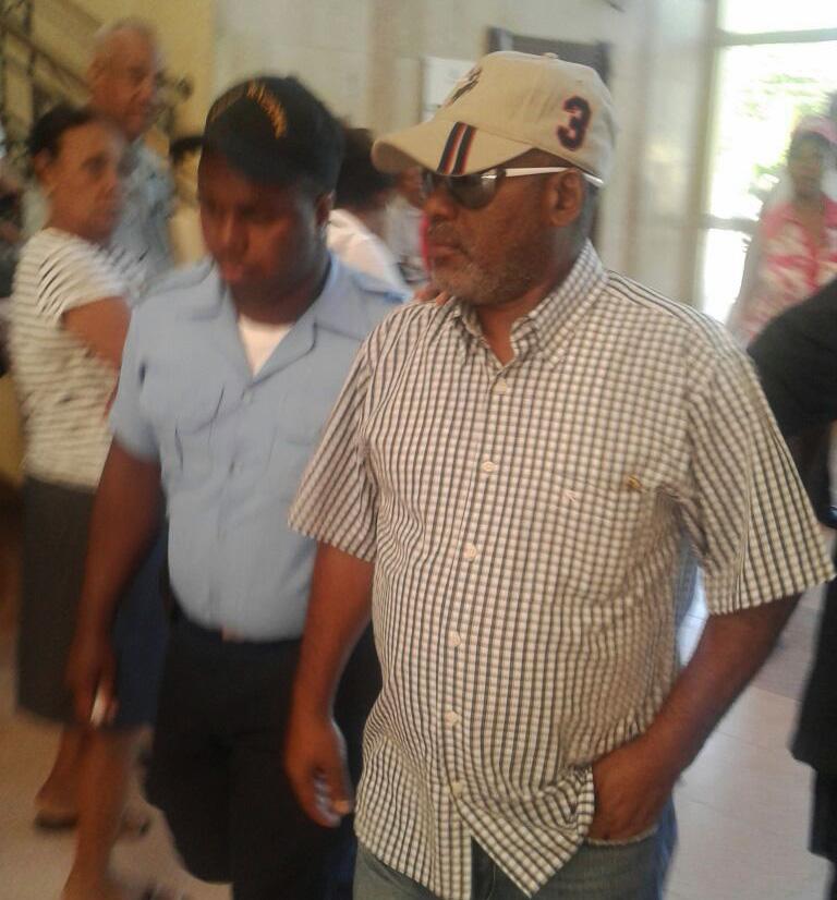 Dictan coerción contra el coronel Dotel acusado de homicidio