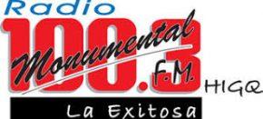 La Exitosa Radio Monumental 100.3 FM