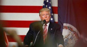 Donald Trump anunciaría medidas comerciales contra China