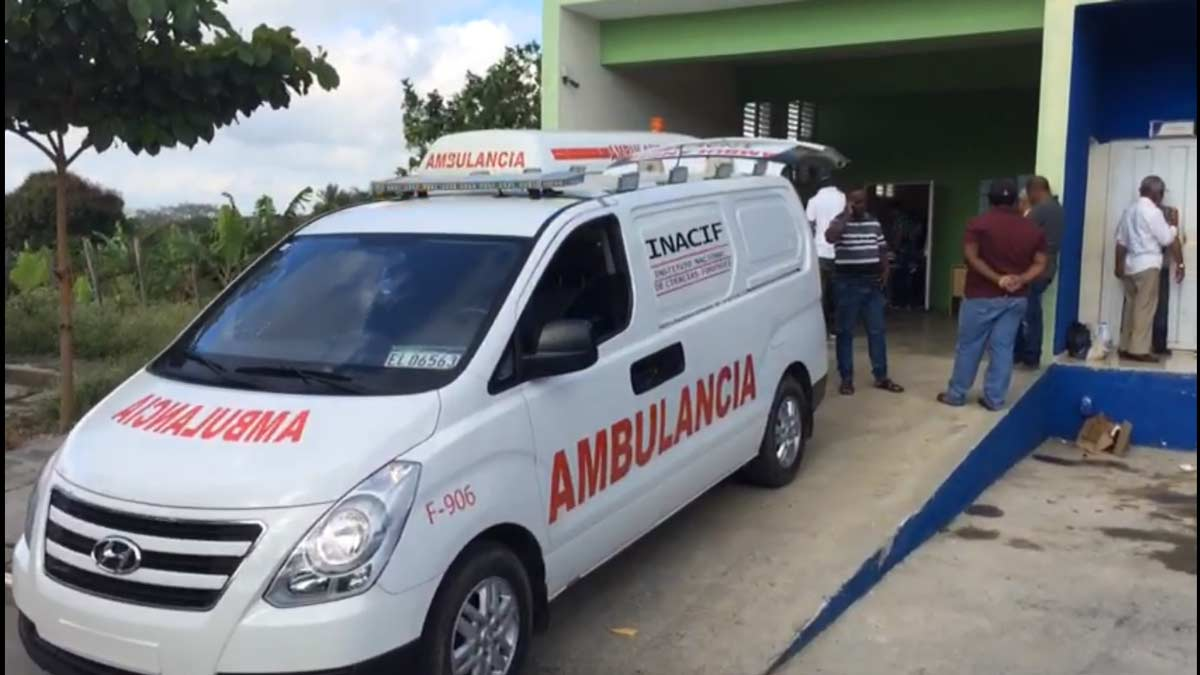 La PN mata dos en Navarrete eran buscados desde Bonao