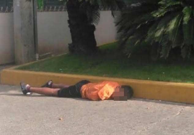 Santiago: Niños duermen en las calles de la ciudad