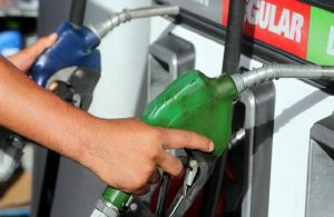 Gasolina baja cinco pesos, el GLP tres y el gasoil dos