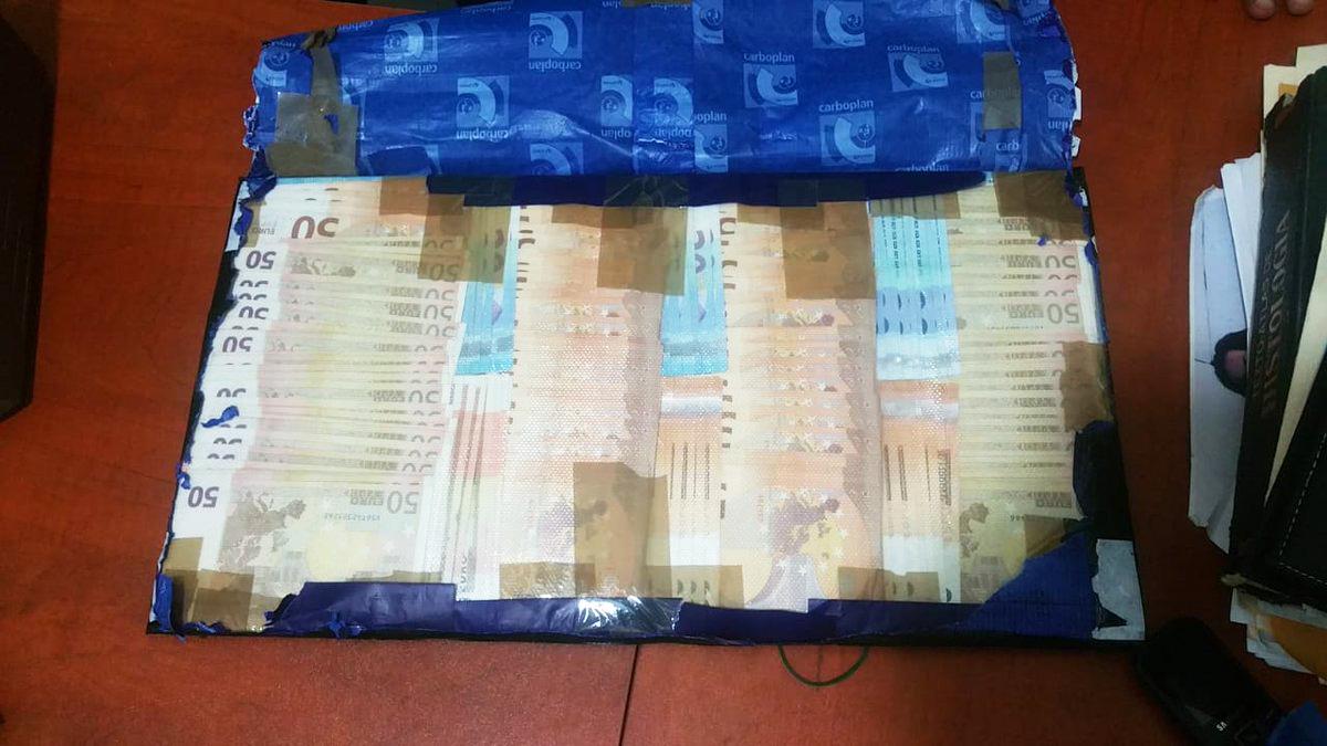 Autoridades dominicanas incautan a mujer más de 100 mil euros