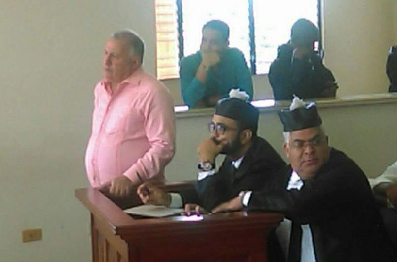 Jueza condena al exalcalde Gilberto Serulle a seis meses de prisión