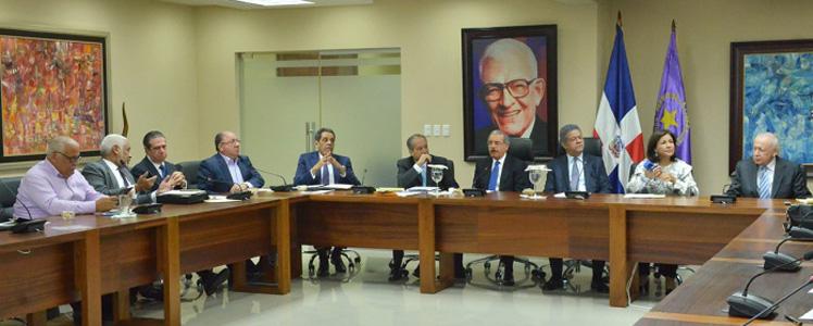 CP del PLD sustituye a Félix Bautista y Díaz Rúa; ratifican a Pared Pérez