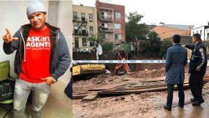 Recuperan cuerpo de dominicano murió aplastado por muro en Brooklyn