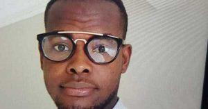 Protesta por muerte de estudiante haitiano
