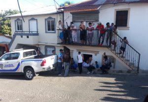 La PN ultima hombre amenazaba con matar familiares en la Yaguita de Pastor