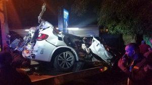 Dos muertos accidente de tránsito avenida Estrella Sadhalá