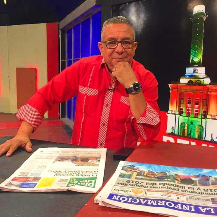 Muere periodista Nelson González