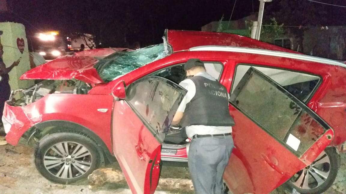 Esperanza: Cuatro muertos accidente de tránsito