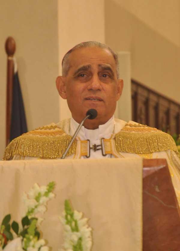 Monseñor Bretón llama a dejar de lado la falta de sensibilidad