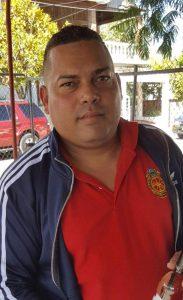 Mata a tiros bombero en Villa González