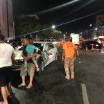 Santiago: Un raso de la PN muerto y otro herido en accidente