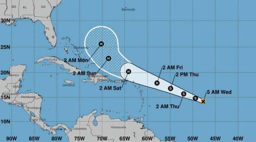 tormenta tropical jerry