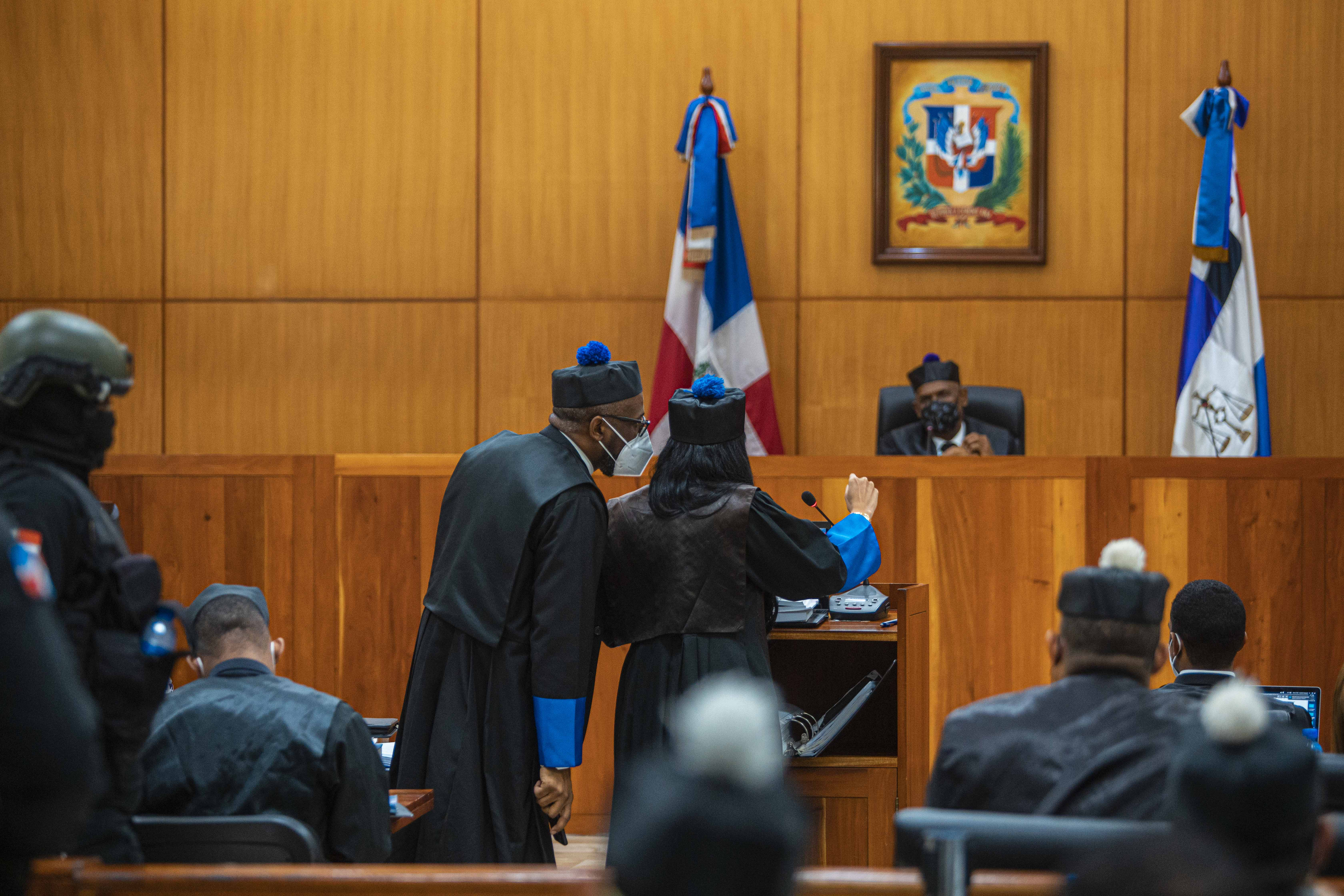 Juez continuará este lunes con el conocimiento de la coerción a los arrestados en la Operación Anti Pulpo
